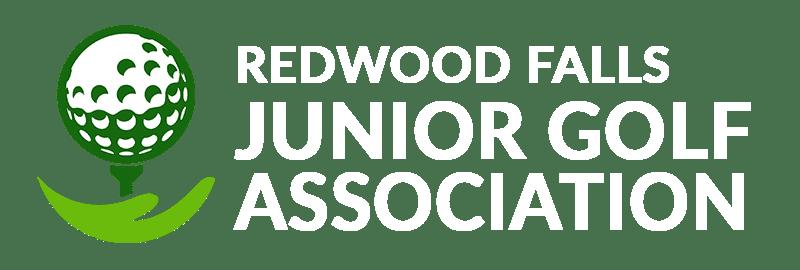 Redwood Falls Junior Golf Association Logo